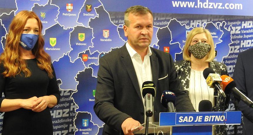 Stričak smatra da Varaždin nije naklonjen ljevici: 'To se iz mandata ne vidi, a potvrda dolazi u drugom krugu'