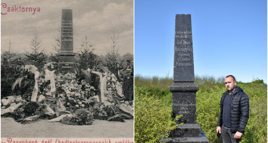 PRIBISLAVEC Kome je posvećen obelisk zakriljen šikarom?