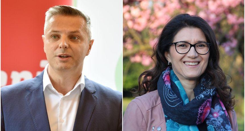 ANKETA Tko će postati novi gradonačelnik Čakovca - Stjepan Kovač ili Ljerka Cividini?