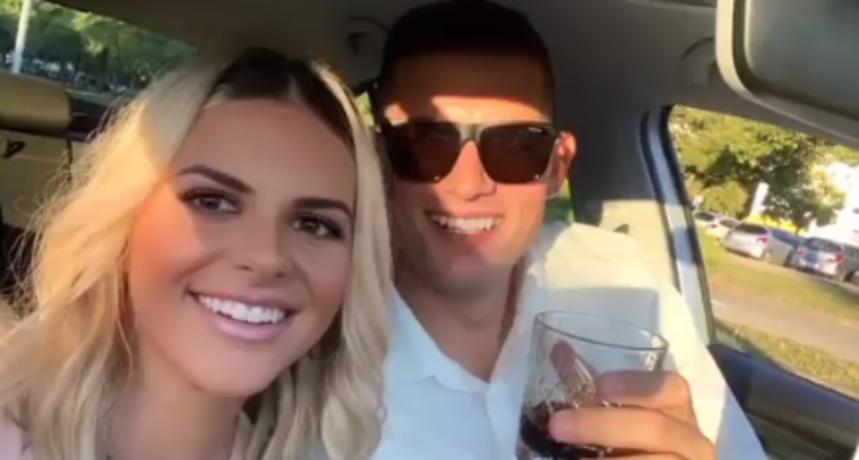 Nina Martina Korbar i Mario Mandić uživali na vjenčanju: 'Ljubav se proslavila na prekrasan način'