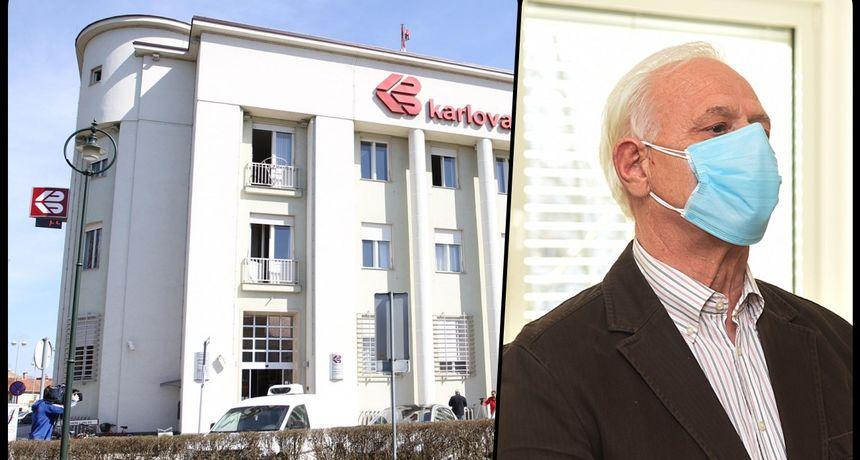 Slučaj Karlovačka banka: Karlovački odvjetnik Danko Seiter i zagrebački poduzetnik Zdravko Pašalić zbog 13,4 milijuna kuna osuđeni na po 3 godine zatvora