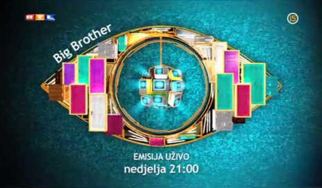 'Big Brother' emisija uživo, ne propustite večeras od 21 sat (thumbnail)