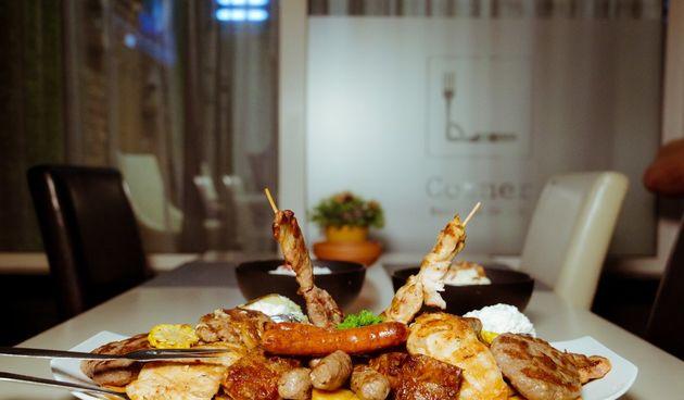 Restoran Corner - najbolji roštilj u Osijeku