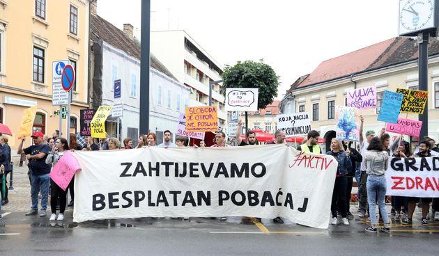 U Sisku održan Hod za slobodu: 'Ovo je grad pobjede zdravog razuma!'