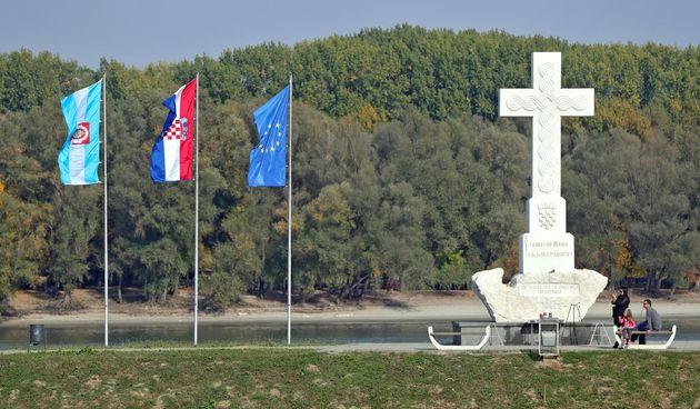 Vukovar križ