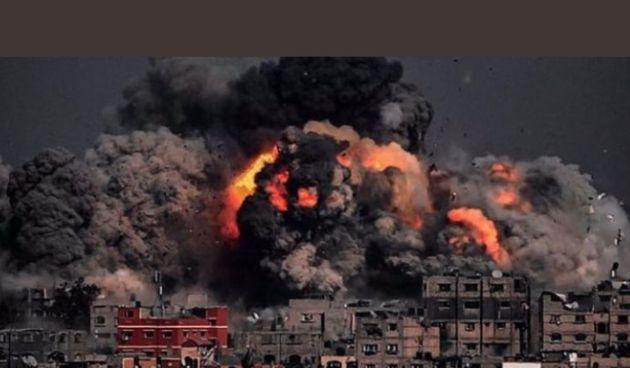 Horor u Gazi: Palestinci tvrde da Izraelci ubijaju djecu, protjeruju ljude - 'situacija je nemilosrdna'