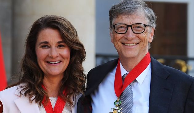 3. Bill i Melinda Gates