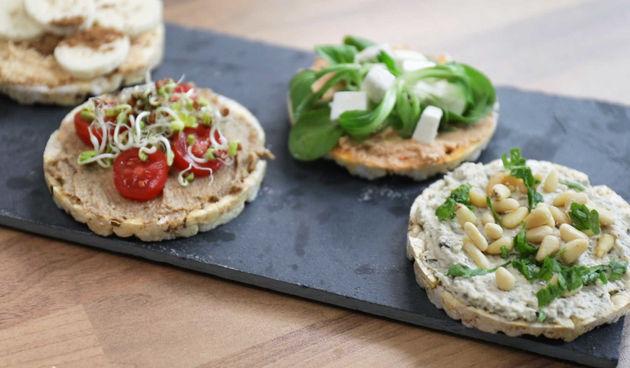 Kako složiti fine sendviče od amarant krekera (thumbnail)