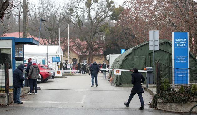Neslužbeni podaci o stanju epidemije: U Hrvatskoj gotovo 2.600 novih slučajeva, testirano 9.000 ljudi