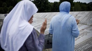 U BiH ispraćeni posmrtni ostaci 19 žrtava genocida u Srebrenici