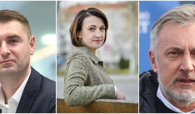 Kandidati za gradonačelnika Zagreba