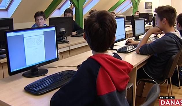 Riječka škola provodi program ranog digitalnog učenja: 'Učenici i  roditelji su izuzetno zadovoljni'