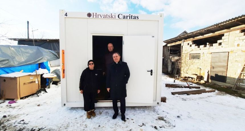 LJUDI DOBROG SRCA Vjernici Varaždinske biskupije prikupili više od milijun kuna za stradale u potresu