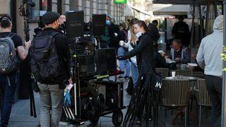 Set se postavlja u Ilici: U centru Zagreba nastavlja se snimanje britanske mini-serije