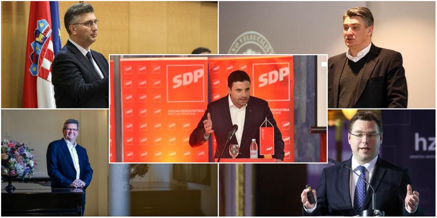 Plenković ipak nije lagao: Ovako je SDP o odlasku u mirovinu sa 67 godina govorio dok je bio na vlasti!