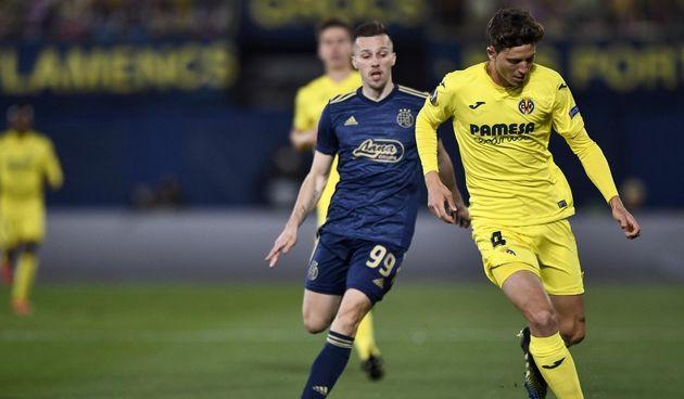 Villarreal - Dinamo
