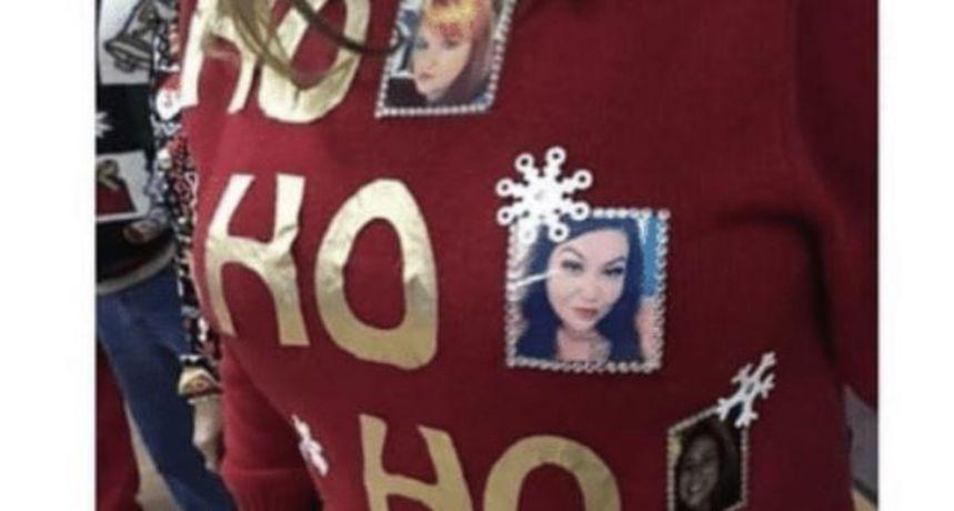 Ideja za božićni poklon? 'Cura mi je napravila ružni džemper sa slikama bivših'