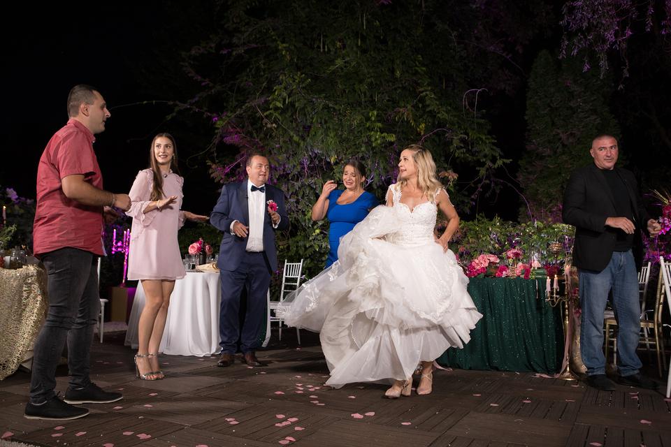 Vjenčanje Gordane i Bernarda u showu 'Brak na prvu'