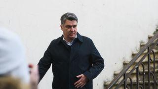 Predsjednički kandidat Zoran Milanović na druženju s biračima u Zadru
