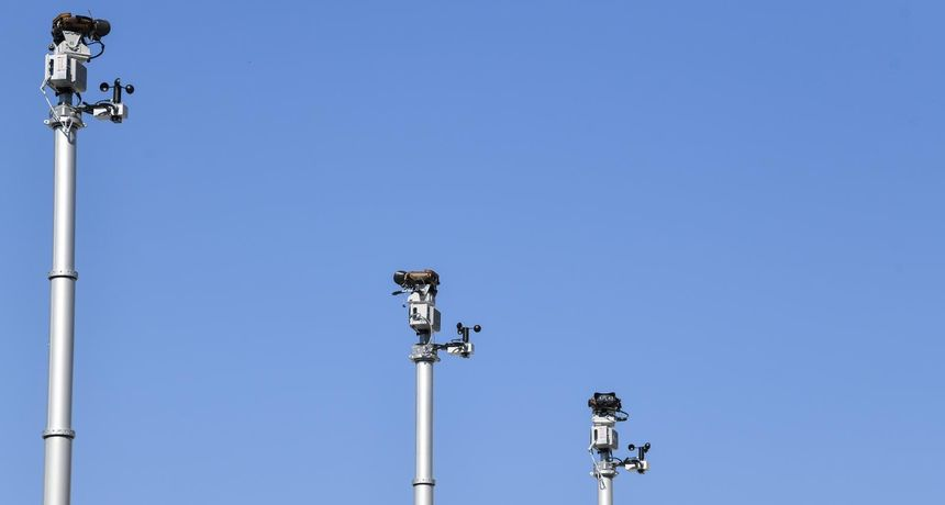 Big Brother u Dalmaciji: Vozače snima 300 policijskih kamera koje istodobno mogu pratiti 32 vozila