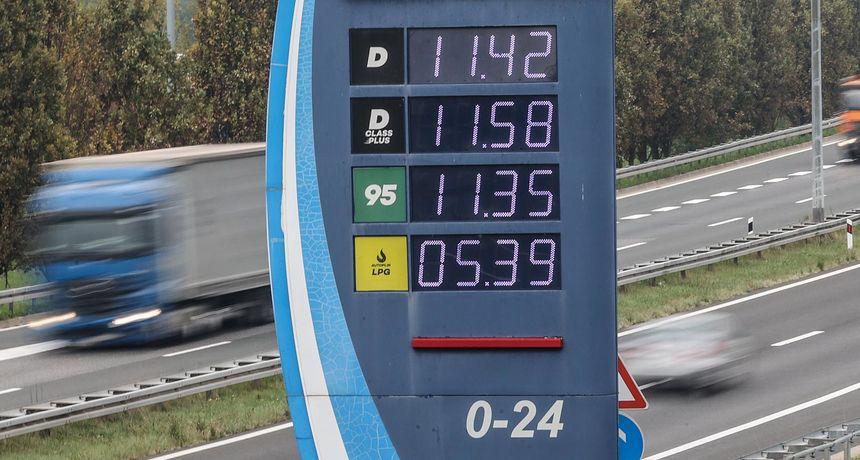 PRIOPĆENJE Udruga prijevoznika o poskupljenju goriva: Znamo uzroke divljanja cijena, zašto Vlada šuti?