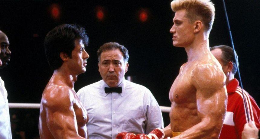 Zbog Dolpha Lundgrena Stallone završio u bolnici: 'Kad snimaš film 'Rocky', odlučili smo da je za inicijaciju potrebno da te netko nokautira!'