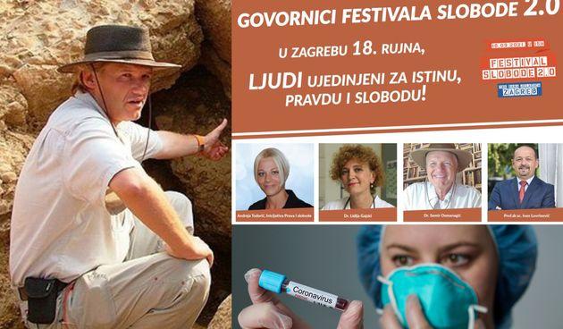 Festival slobode, koronavirus