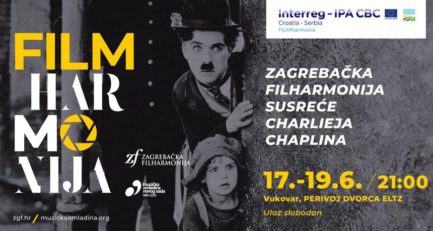 Zagrebačka filharmonija u Vukovaru priprema tri večeri glazbe i filma koje ćete pamtiti