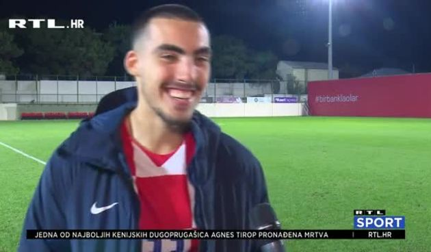 Šimić: 'Nije bio penal, ali pohlepan sam, htio sam još jedan gol' (thumbnail)