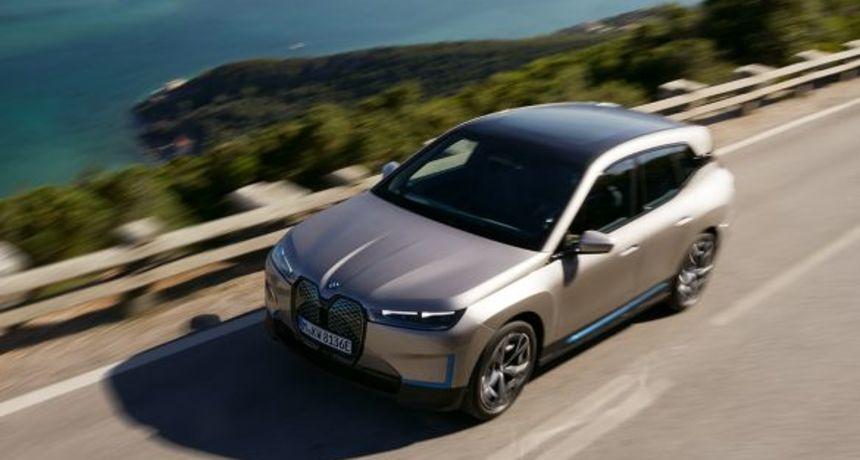 BMW predstavio novi električni automobil s dometom od čak 600 kilometara