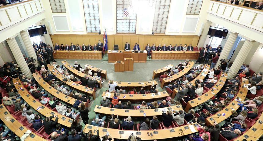 Sabor raspravljao o izmjenama Zakona o lokalnim izborima: Pooštravaju se uvjeti kandidiranja