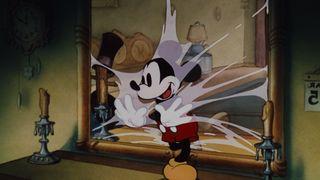 Mickey Mouse - Kroz ogledalo