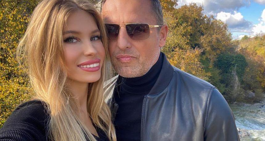 Dragan Jurilj zaručio 28 godina mlađu studenticu novinarstva