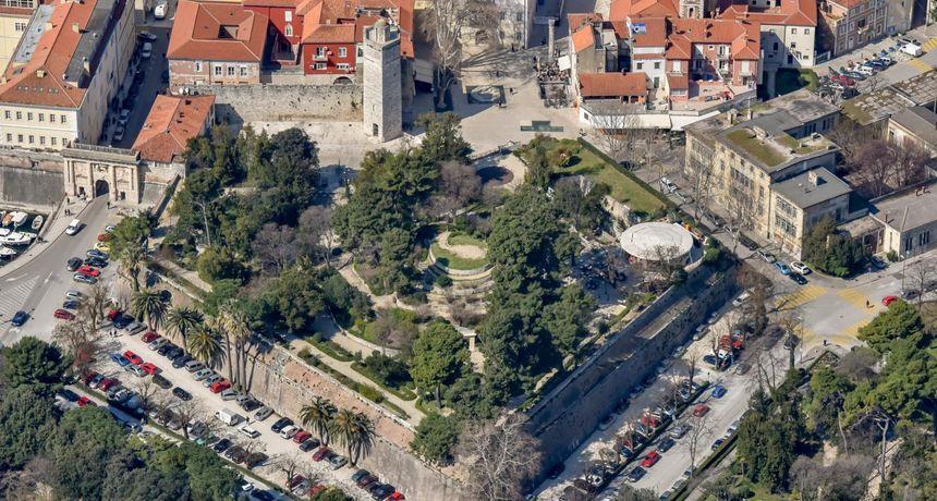 Ima li Zadar dovoljno zelenih površina? Istraživanje kaže da ima, no velik je problem njihova dostupnost građanima