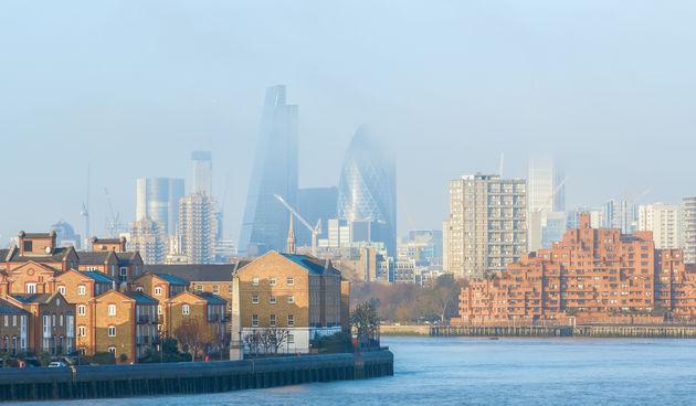 Zagađenje zraka London
