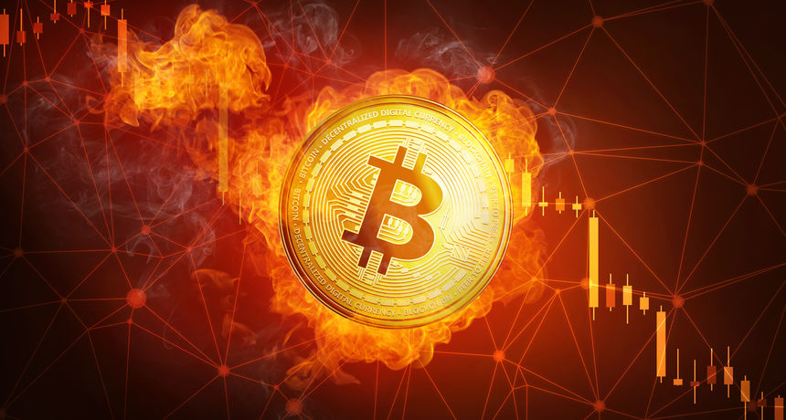 Bitcoin u slobodnom padu, prvi put u više od pet mjeseci pao ispod 30.000 dolara