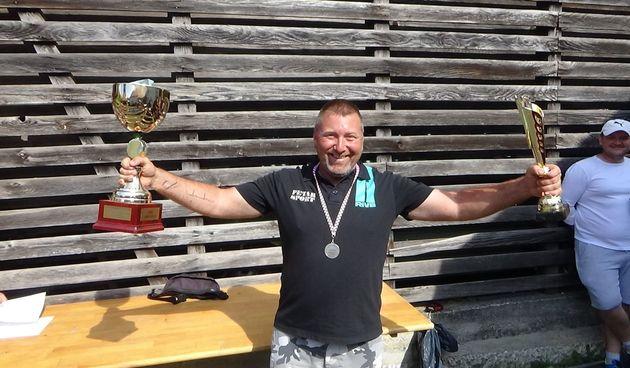 Na Kupi održan još jedan Feeder Master Cup - u konkurenciji 40-ak ribolovaca najbolji po prvi puta domaćin Neven Ferenčina
