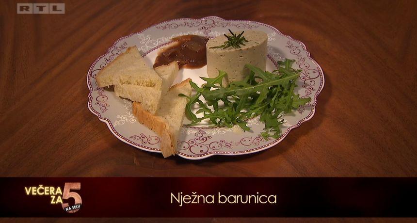 Recept za 5: Nježna barunica