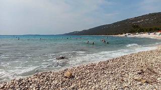 Prekrasna plaža Veli Žal @ Dugi Otok (thumbnail)