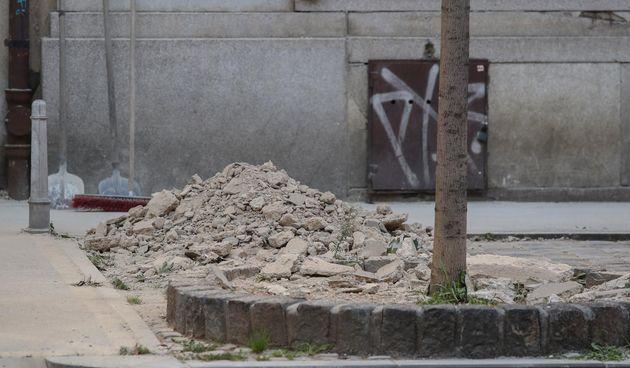 Obnova nakon potresa