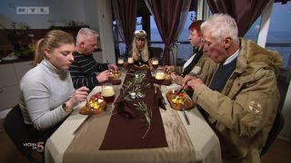 Dianina umjetnička večera oduševila goste: 'Fino je dekorirano, usklađene boje, jest da je klasika, ali vrhunski' (thumbnail)