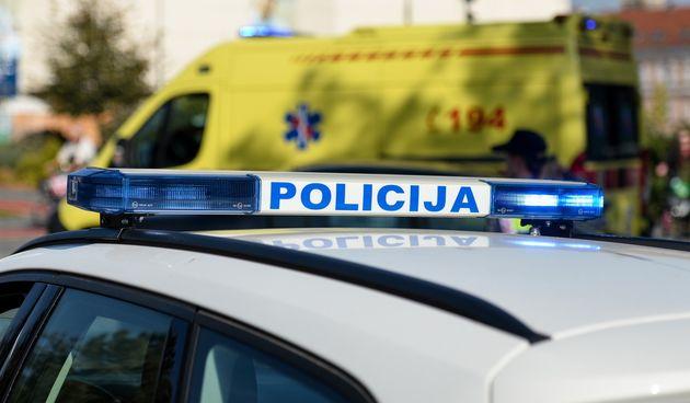 Nesreća na Kapucinskom trgu, policija, nesreća,