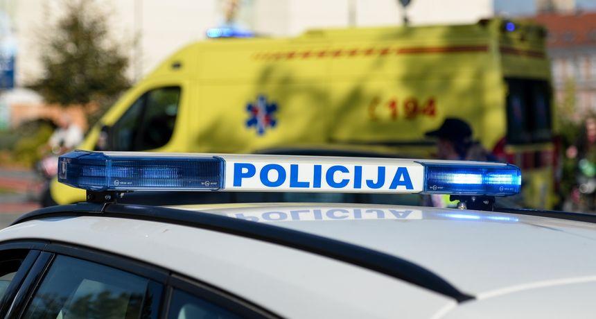 Policija traži svjedoke jučerašnje nesreće u Varaždinu