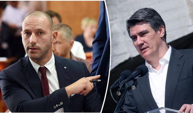 Damir Habijan; Zoran Milanović