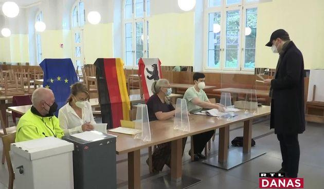 Njemačka, izbori 2021.