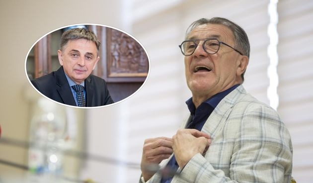 Zdravko Marić i Zvonko Vrban