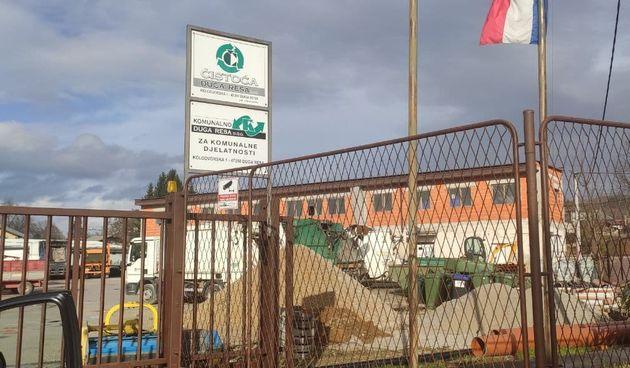 Dugoreška Čistoća i Komunalno djeluju u zajedničkom skučenom i neuređenom prostoru, gradonačelnik najavio: Kupit ćemo zemljište i preseliti Čistoću