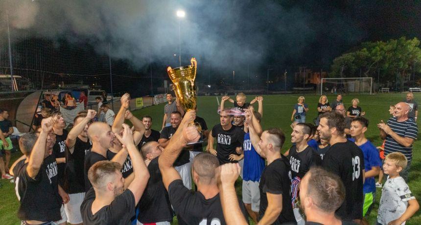 Banj obranio naslov pobjednika Kupa otoka, Preku bronca