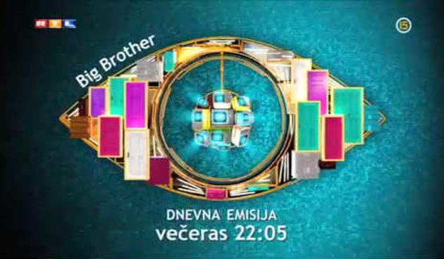 'Big Brother', ne propustite u ponedjeljak 2. travnja od 22:05 sati na RTL-u (thumbnail)