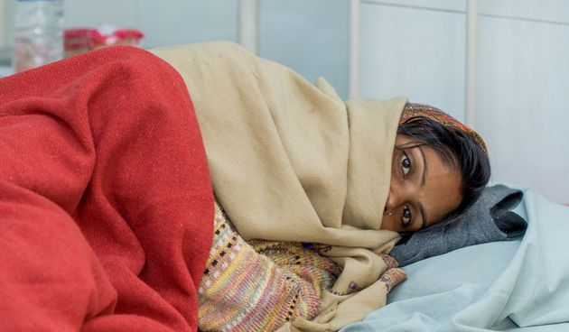 afganistan, bolnica
